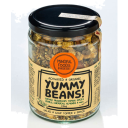 Photo of Mindful Foods Yummy Beans