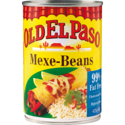 Photo of Old El Paso Mexe-Beans 425g 425g