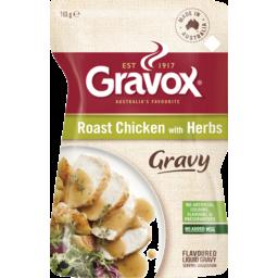 Photo of Gravox Roast Chicken with Herbs Liquid Gravy  165g
