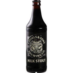 Photo of Cassels & Sons Milk Stout 518ml