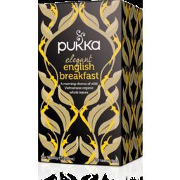Photo of Pukka Tea English Breakfast 20bags
