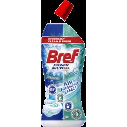 Photo of Bref Fresh Boost Eucalyptus Liquid Toilet Cleaner Gel 450ml