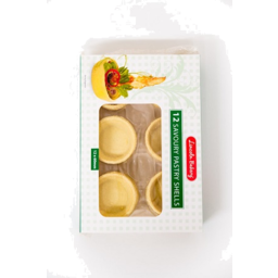 Photo of Lincoln Bakery Gluten Free Sweet Pastry Shells 12 Pack