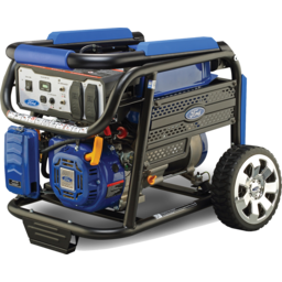 Photo of Ford Dual Fuel Generator With Remote Start
