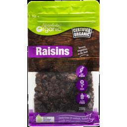 Photo of Absolute Organic Dried Raisins
