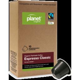 Photo of Planet Organic - Coffee Pods Classic - 10pk