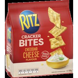 Photo of Ritz Cheese Cracker Bites 180gm
