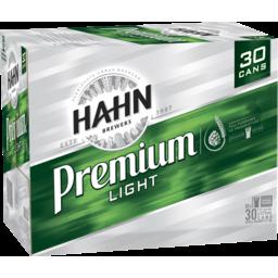 Photo of Hahn Premium Light Cans
