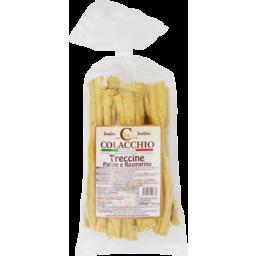 Photo of Colacchio Treccine Potato/Rosemary 400g