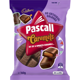 Photo of Cadbury Caramels 160gm