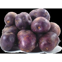Photo of Potatoes Purple Bliss Kg