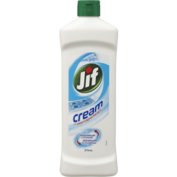 Photo of Jif Cleaning Cream Cleaner Regular 375ml