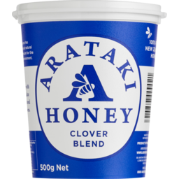 Photo of Arataki Honey Clover Blend 500g