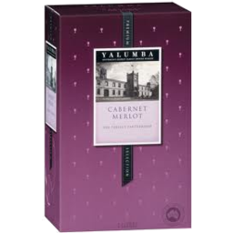 Photo of Yalumba Premium Selection Cabernet Merlot Cask 2l