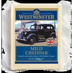 Photo of Westminster Mild Cheddar 150g