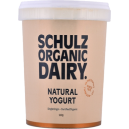 Photo of Schulz Natural Yoghurt