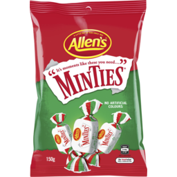 Photo of Allen's Minties 150g