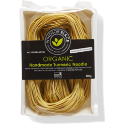Photo of Turmeric Noodles - Handmade 200g
