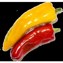 Photo of Capsicum Long Yellow