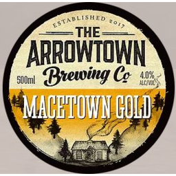 Photo of Arrowtown Brewing Macetown Gold 330ml