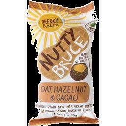 Photo of Nutty Bruce Oat Hazelnut & Cacao Balls 70g