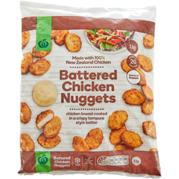 Photo of Select Chicken Nuggets Battered 1kg