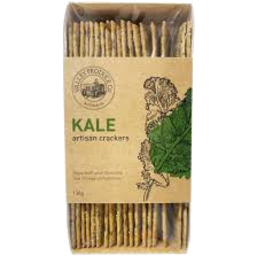 Photo of Valley Produce Co. Artisan Crackers Kale 130g