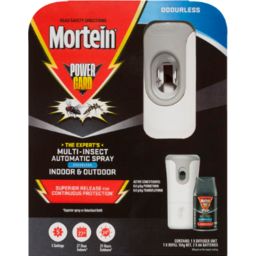 Photo of Mortein Multi Insect Automatic Spray 154g