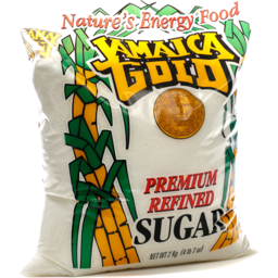 Photo of Jamaica Gold White Sugar