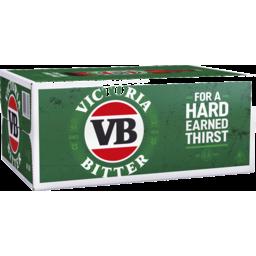 Photo of Victoria Bitter 4 X 6 X 375ml Bottles