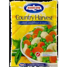 Photo of Birds Eye Country Harvest Carrot Cauliflower and Peas 500g