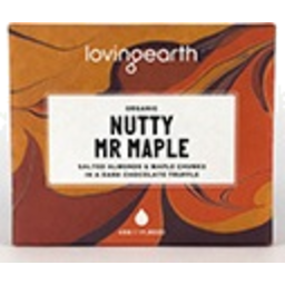 Photo of Loving Earth Nutty Mr Maple 45g
