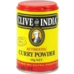 Photo of Clive Of India Curry Powder 100g