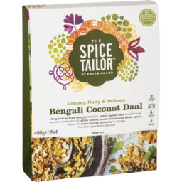 Photo of The Spice Tailor Bengali Coconut Daal 400g