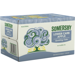 Photo of Somersby Lower Carb Cider Stubbies