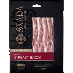 Photo of Skara Maple Streaky Bacon 150g