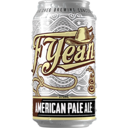 Photo of Big Shed Brewing Fyeah American Pale Ale Can 4pk