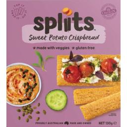 Photo of Spliits Swt Pot C/Bread 130gm