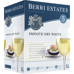 Photo of Berri Estates Smooth Dry White