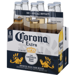 Photo of Corona Beer Extra Import 6x355ml