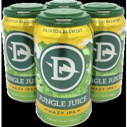 Photo of Dainton Jungle Juice Hazy IPA Can
