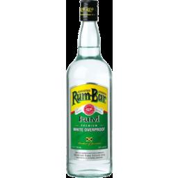 Photo of Rum Bar Premium White Over Proof