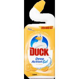 Photo of Duck Deep Action Gel Citrus 750ml