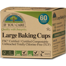 Photo of If You Care Baking Cups - Large