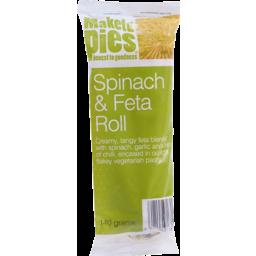 Photo of Maketu Spinach Feta Roll 140g