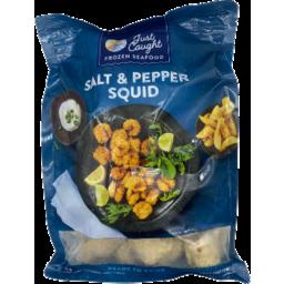 Photo of Just Caught Salt & Pepper Squid 1kg