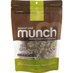 Photo of Thinkfood Munch Nutritious Snack Pumpkin Seed 140g 140g