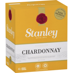 Photo of Stanley Chardonnay Cask