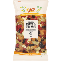 Photo of JC's Fruit & Nut Mix Premium 500g