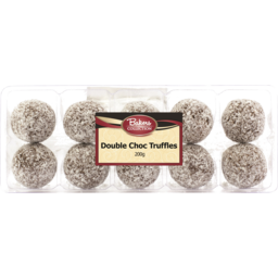 Photo of Bakers Collection Double Choc Truffles 10pk
